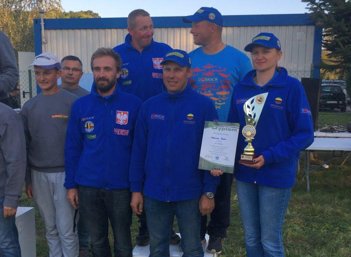 Zawody o Puchar Prezydenta miasta Tarnobrzega glowne
