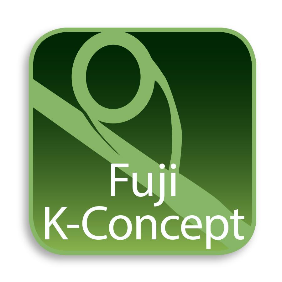 Znaczek - Fuji K - Concept