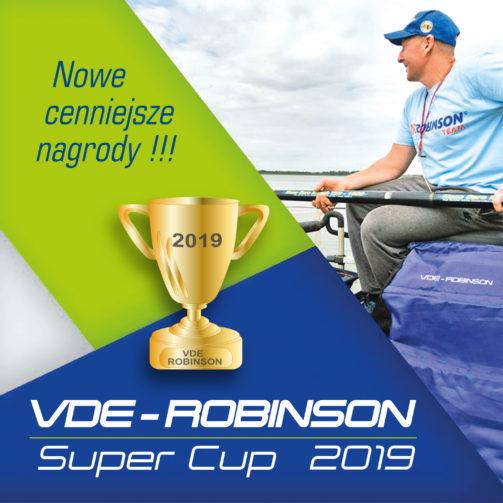 VDE-ROBINSON SUPER CUP 2019 – FINAŁ