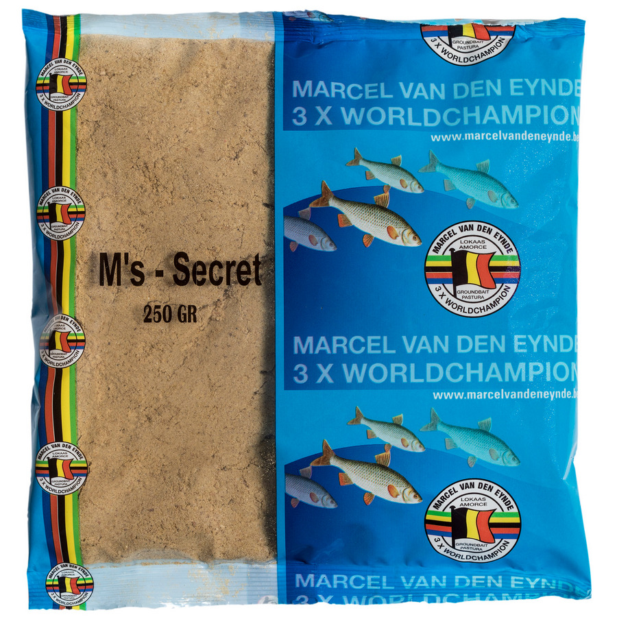 EA-MSS M's Secret